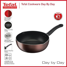 Chảo Sâu Lòng Tefal Day By Day G1436405  Size 24cm